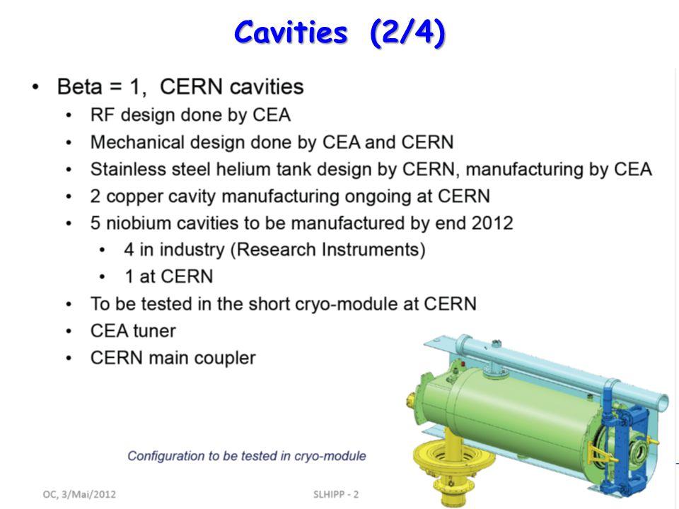 R. G. – 15/05/2012 11 Cavities(2/4)