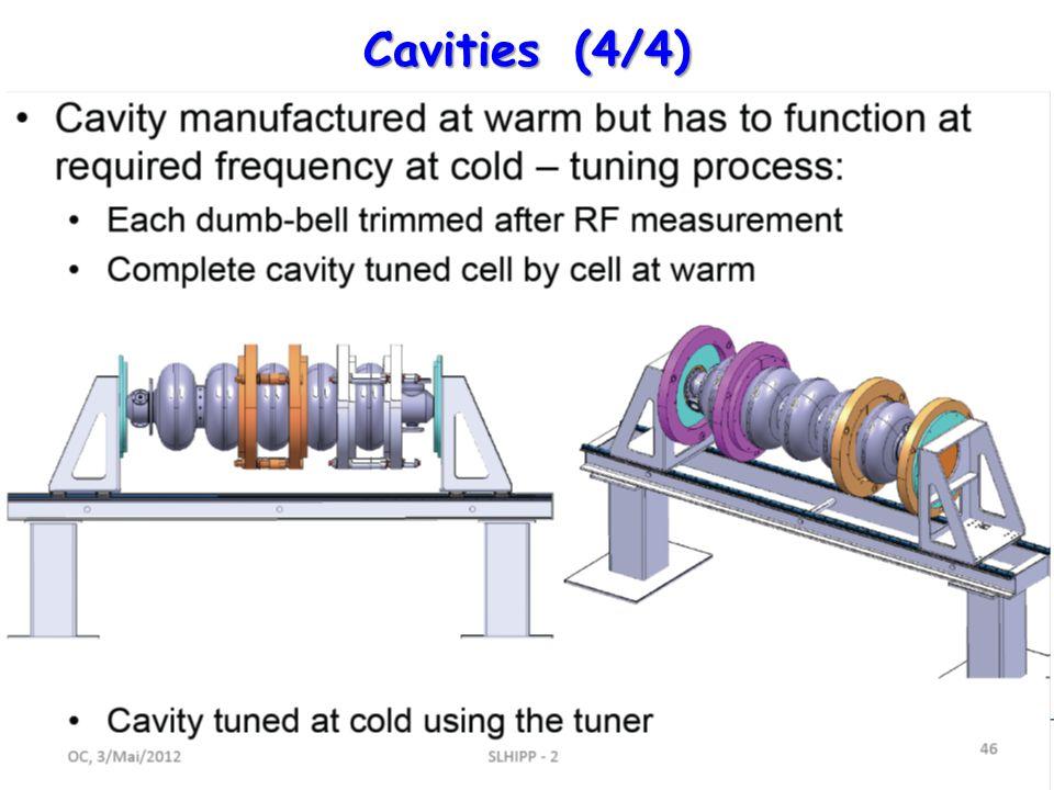 R. G. – 15/05/2012 13 Cavities(4/4)