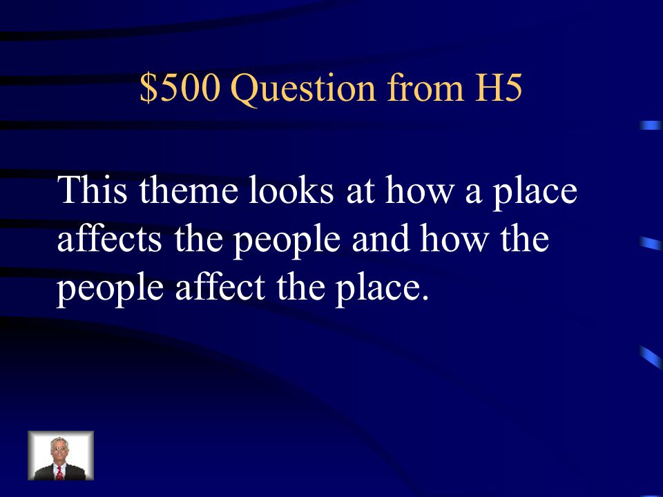 $400 Answer from H5 What is movement?