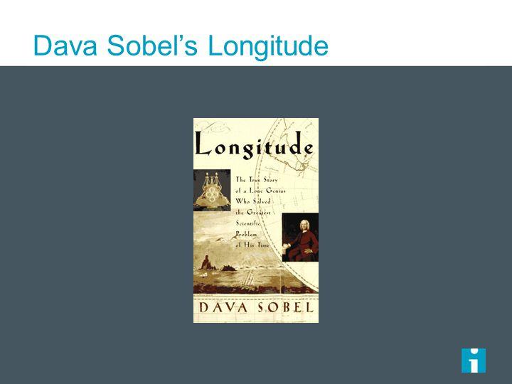Dava Sobel's Longitude