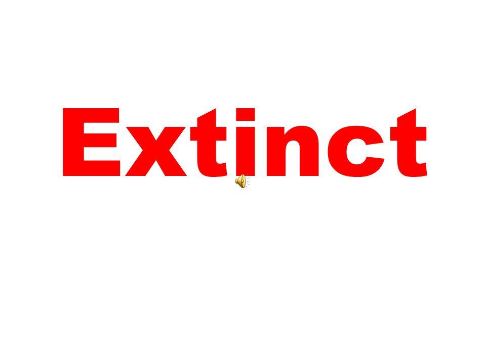 Extinguido