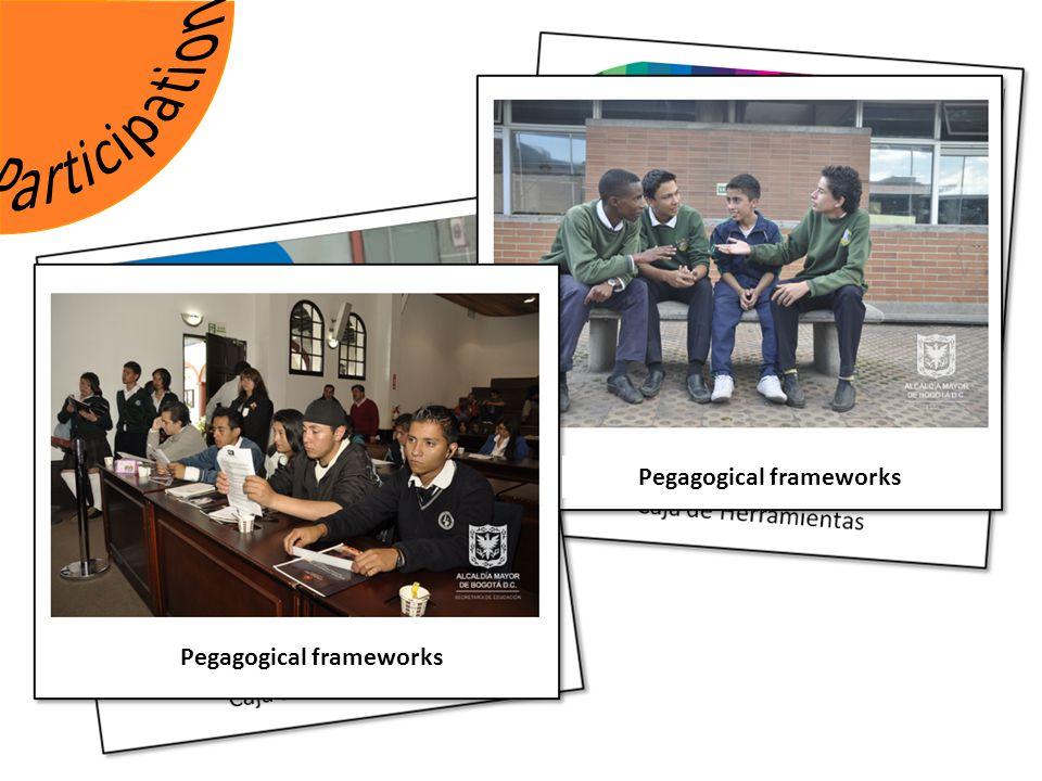 Pegagogical frameworks