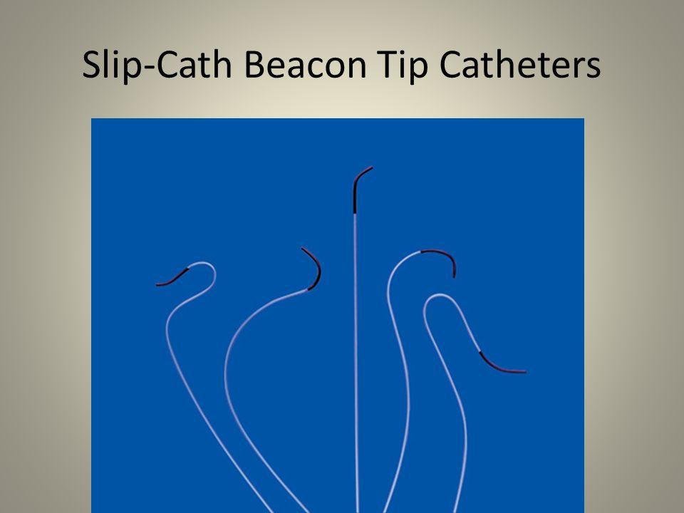 Slip-Cath Beacon Tip Catheters