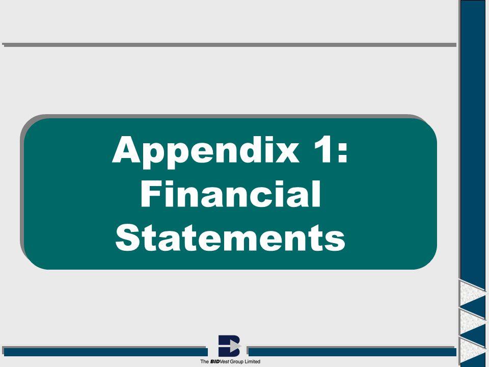 Working capital influenced by seasonality Consolidated Balance Sheet 14 8 No.