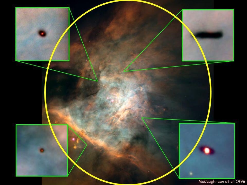 25 Spectrum of Protoostar McCaughrean et al. 1996