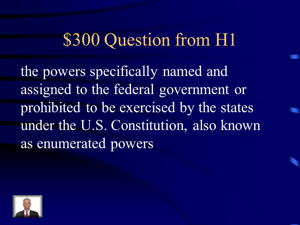 $300 Question from H4 Which level of government provides the most Services to citizens?