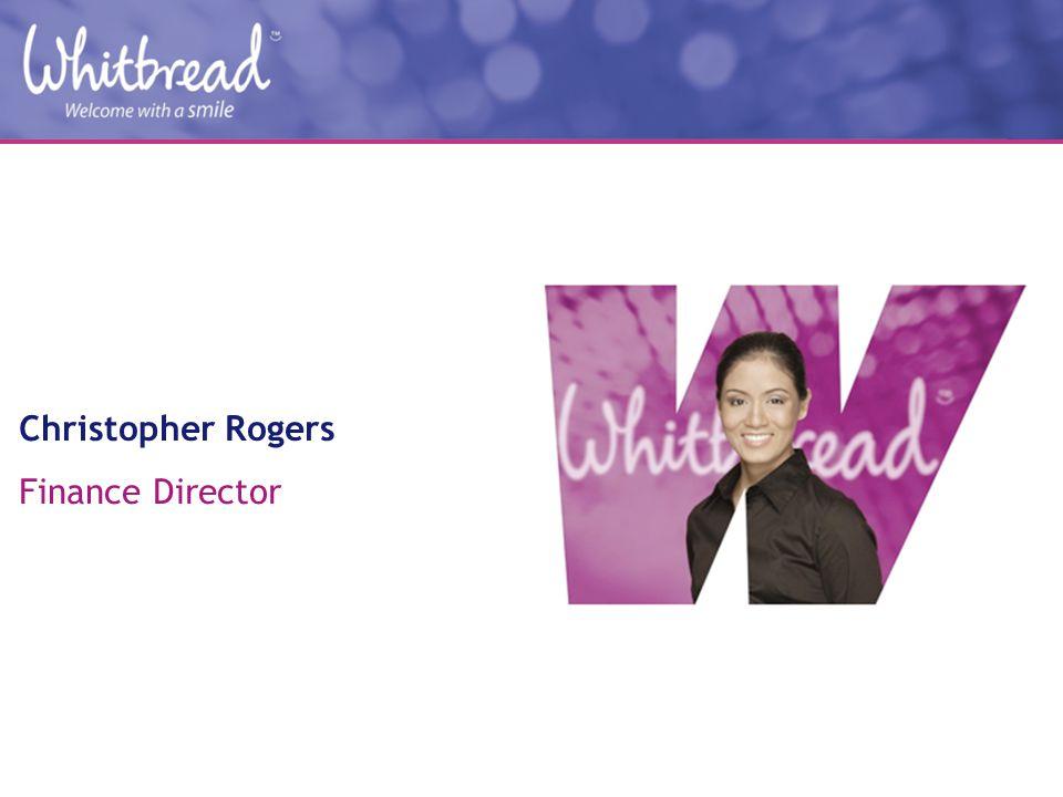 Christopher Rogers Finance Director