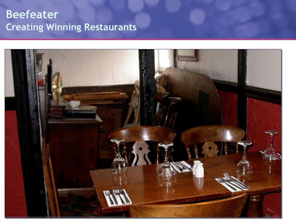 Beefeater Creating Winning Restaurants