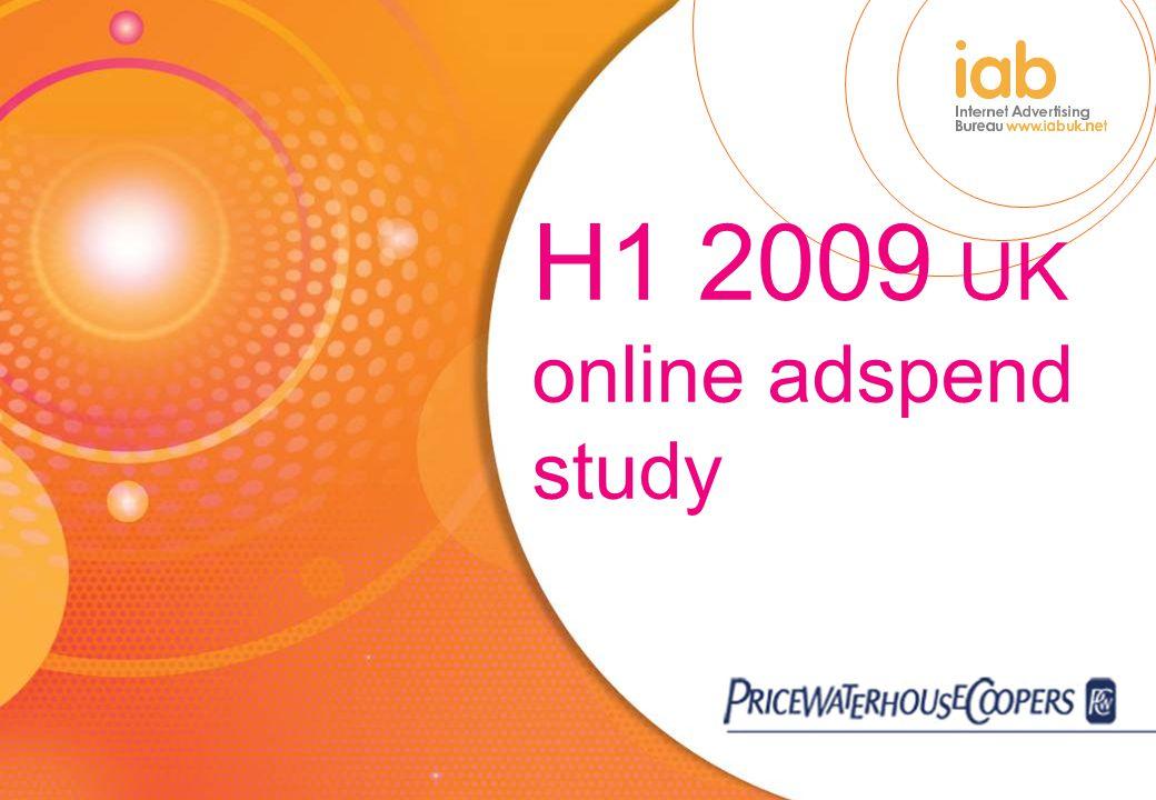 H1 2009 UK online adspend study