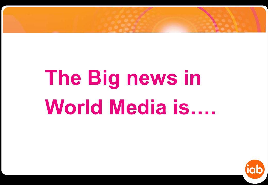 5. Online in context… Breaking market trends in the UK ad industry