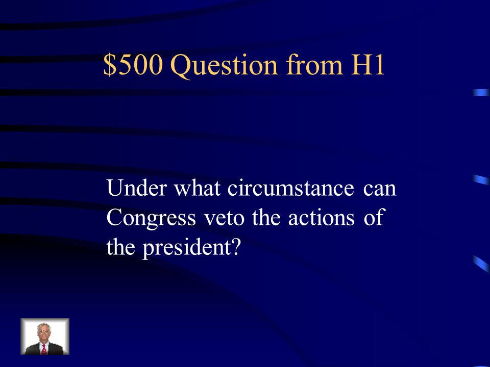 $400 Answer from H1 No.