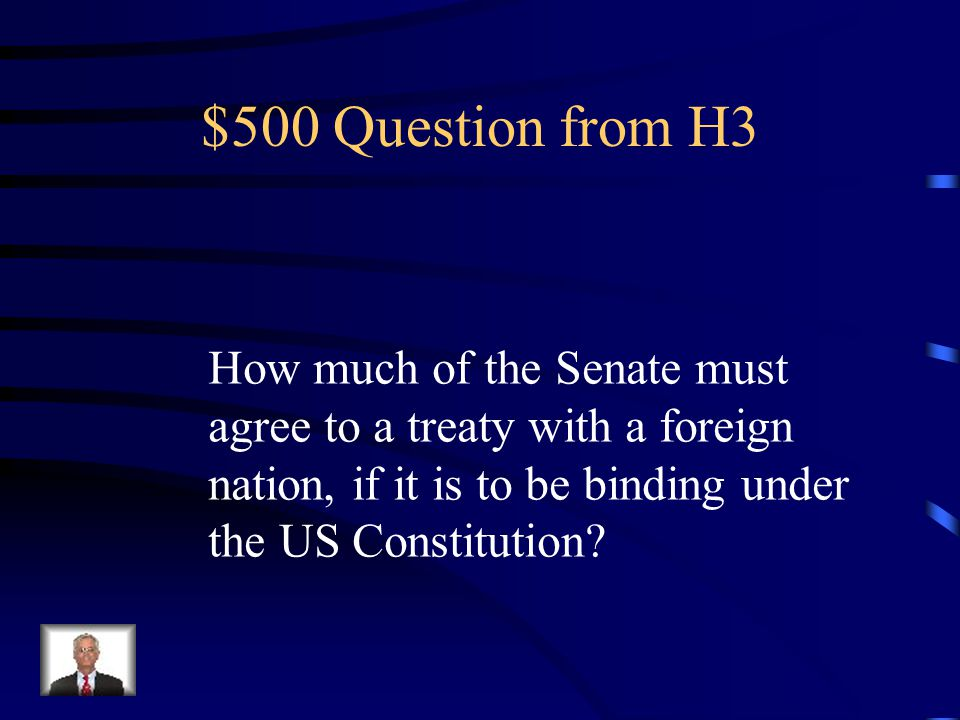$400 Answer from H3 No.