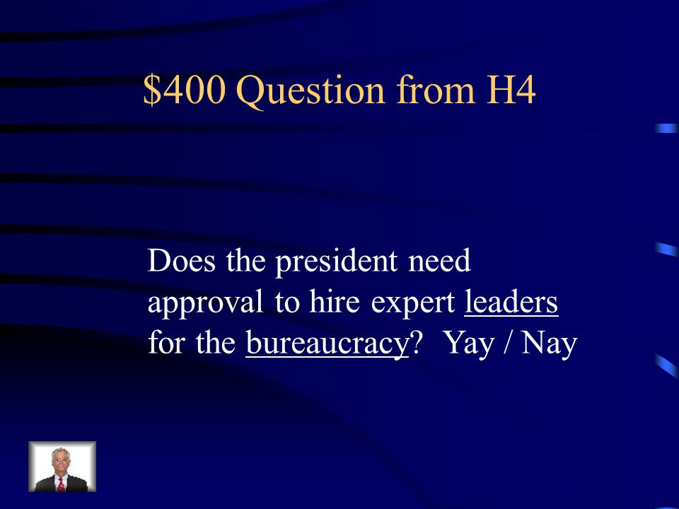 $300 Answer from H4 Homeland Security Department.