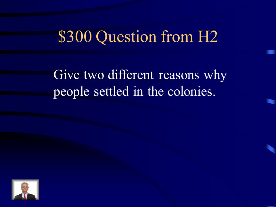 $200 Answer from H2 elected assemblies