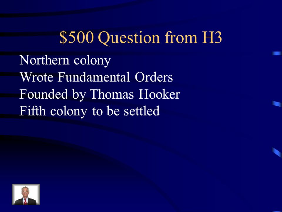 $400 Answer from H3 Georgia