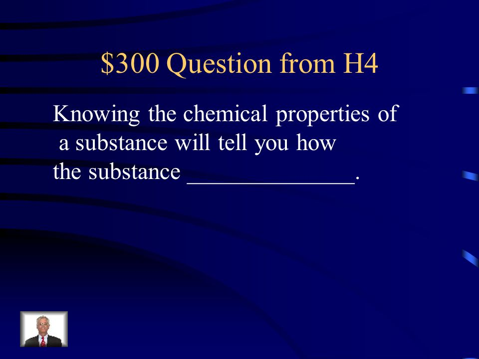 $200 Answer from H4 Eleven
