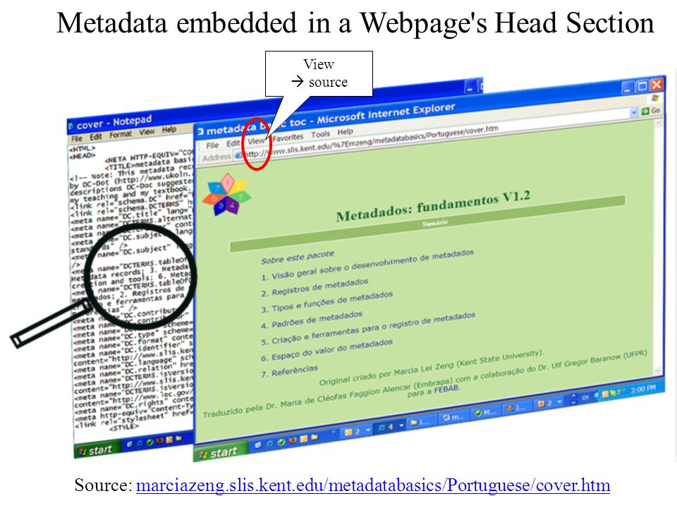 Metadata record created with CONTENTdm software Manage metadata fields, set them as searchable, viewable, or use controlled vocabulary Input data values and create records