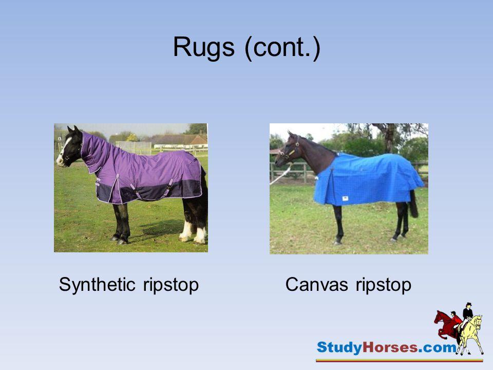 Rugs (cont.) Skinny hood Polar fleece