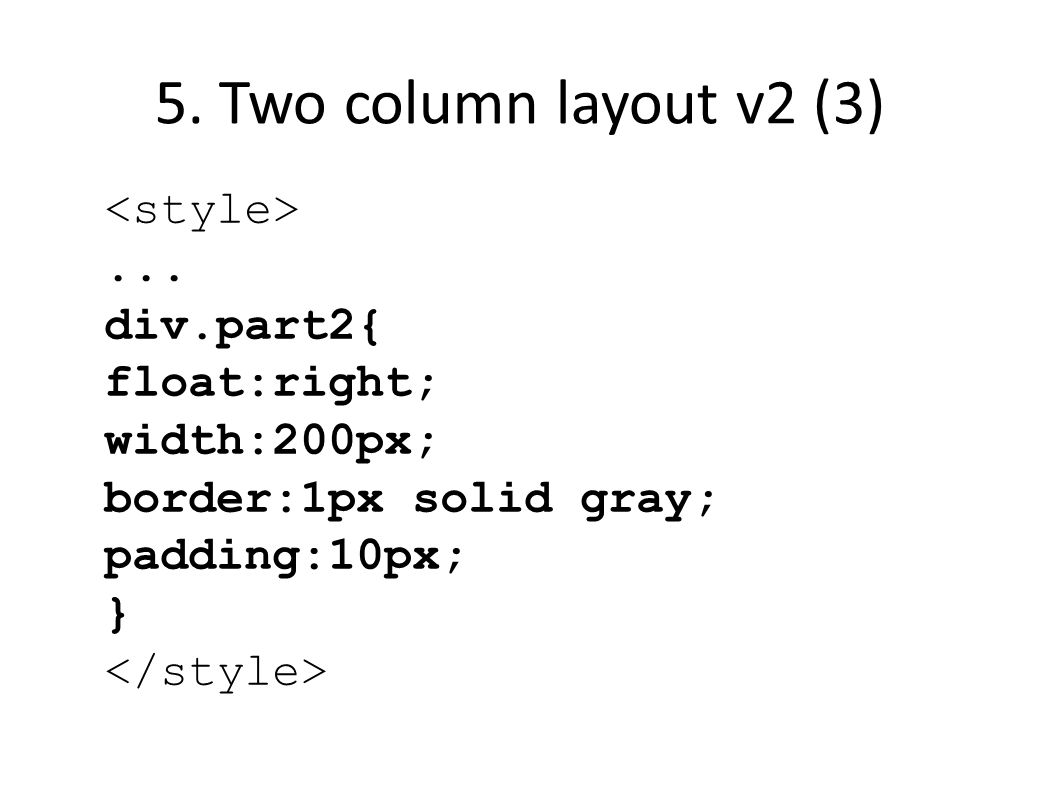 5. Two column layout v2 (3)...