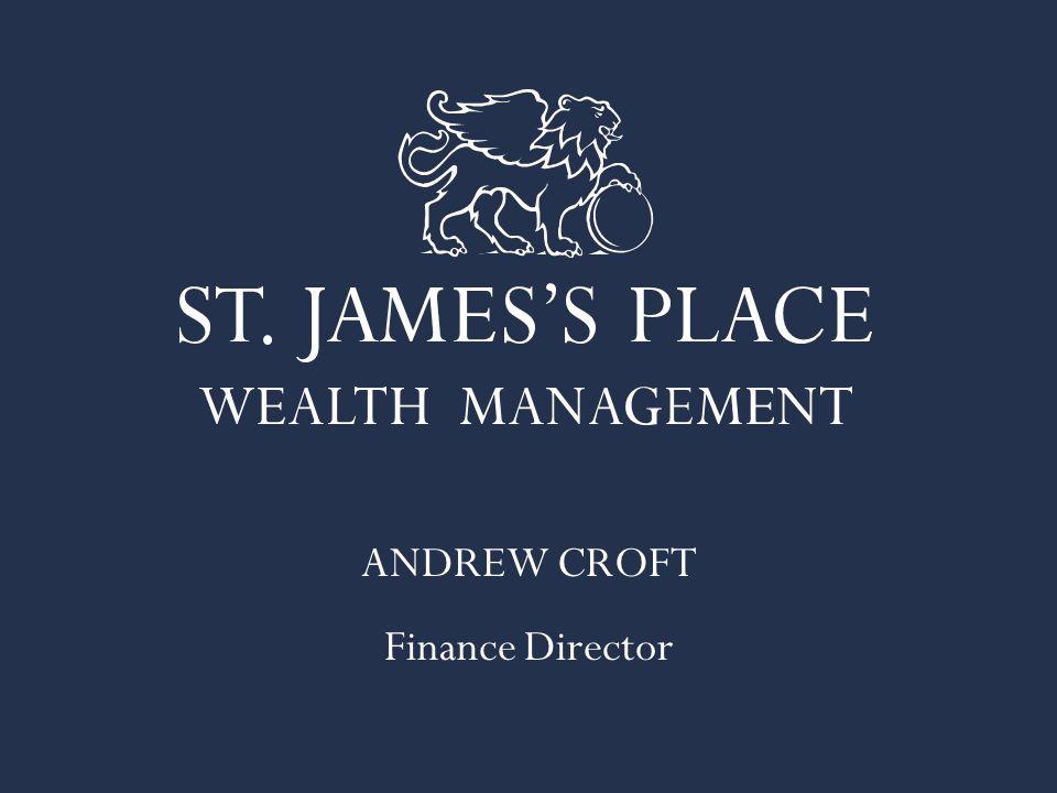 ANDREW CROFT Finance Director
