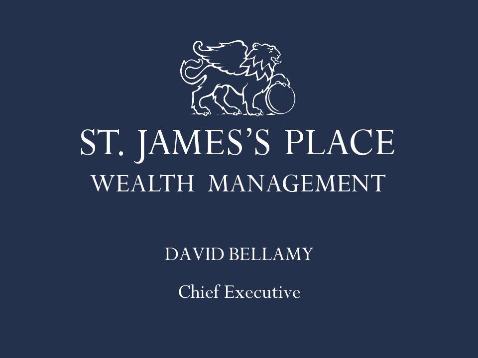 DAVID BELLAMY Chief Executive
