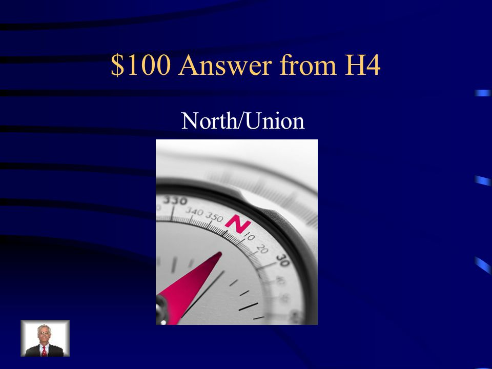 $100 Question from H4 California, Oregon, Iowa