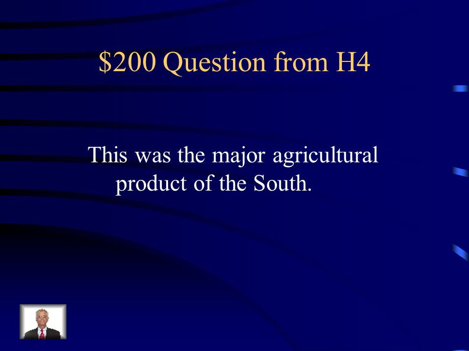 $100 Answer from H4 North/Union