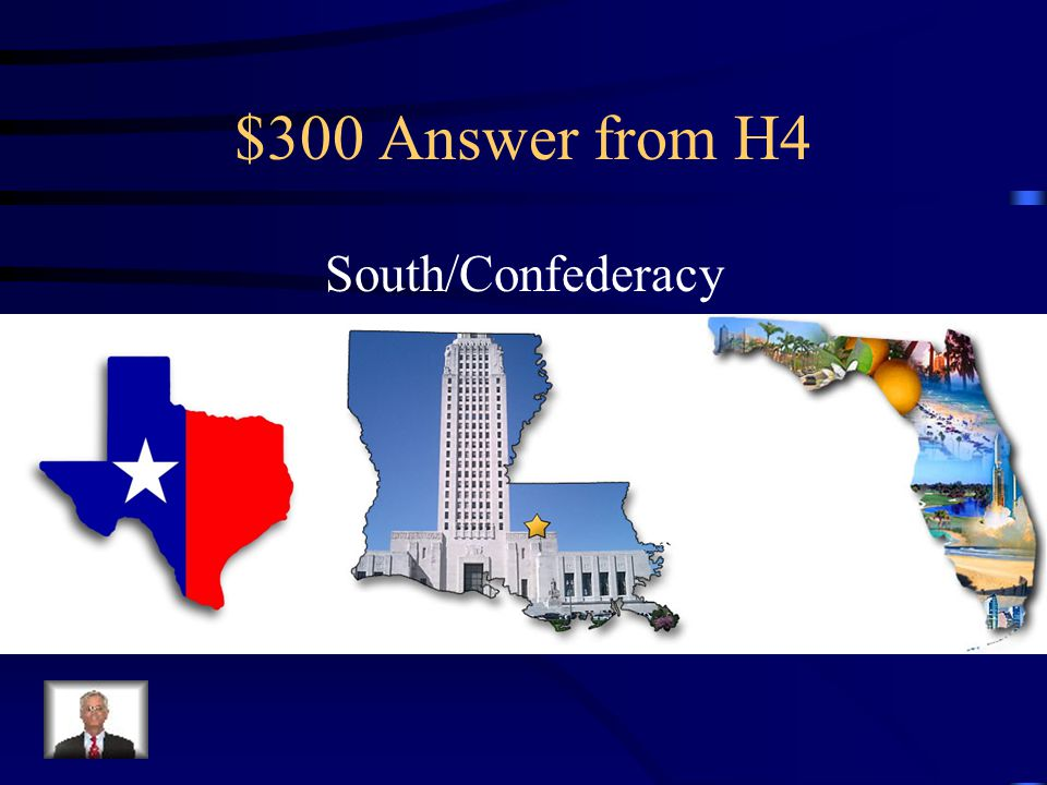 $300 Question from H4 Texas, Louisiana, Florida