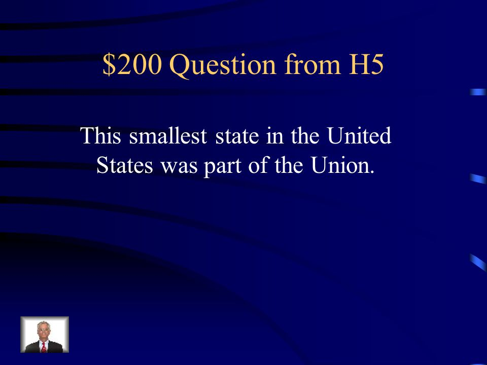 $100 Answer from H5 States' Rights and Slavery