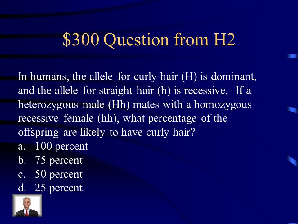 $200 Answer from H2 How many individuals in the pedigree are colorblind b. Four