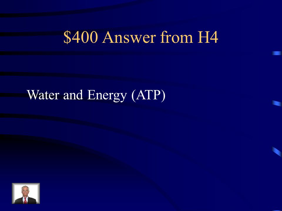 $400 Question from H4 What are the products for ETC