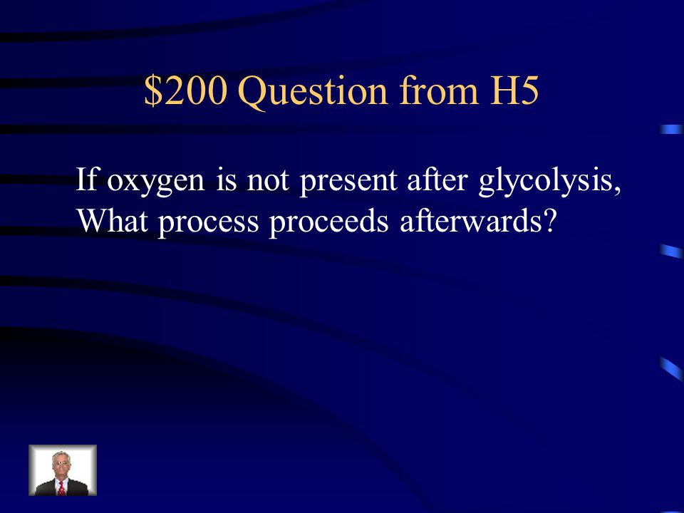 $100 Answer from H5 36 ATP