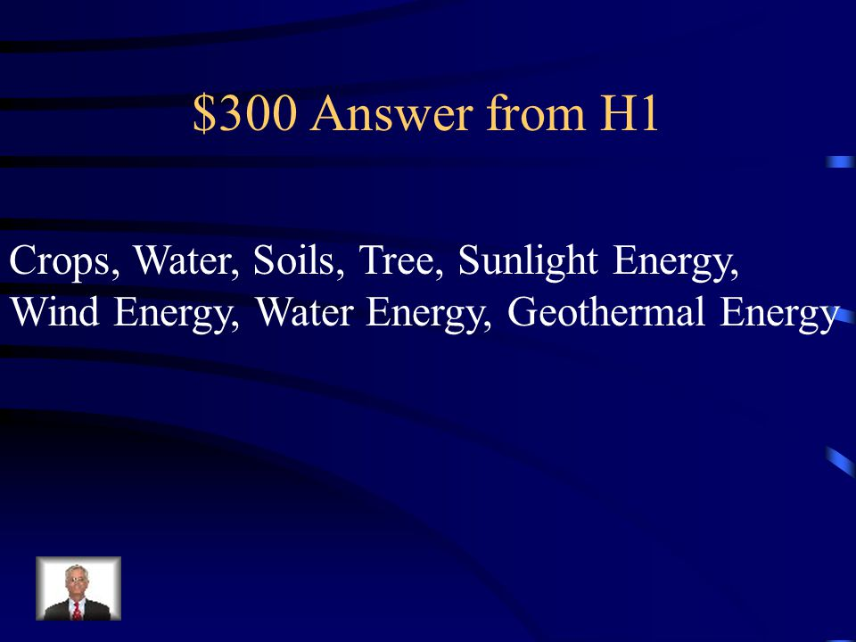 $300 Answer from H4 Aquaculture