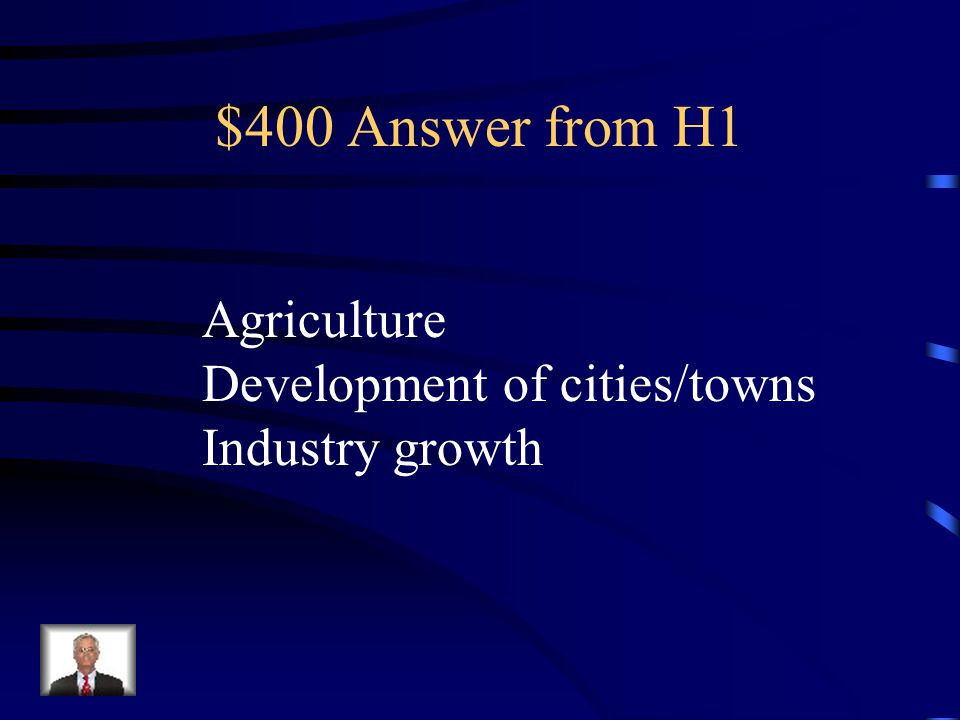 $400 Answer from H3 Preserve habitats and ecosystems