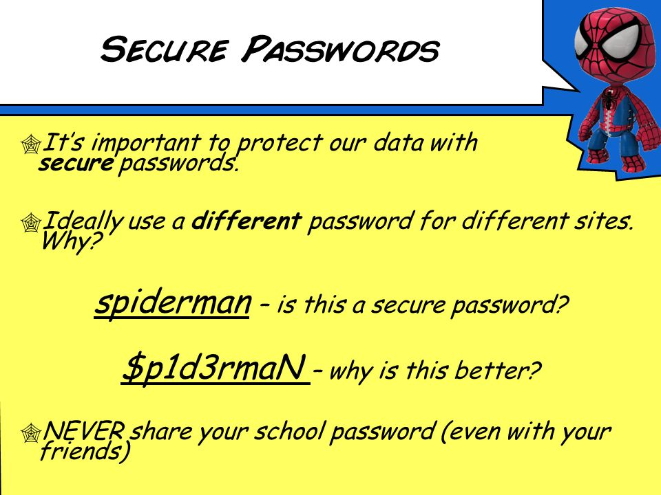 K EYWORDS password ~ antivirus software ~ firewall ~ encryption