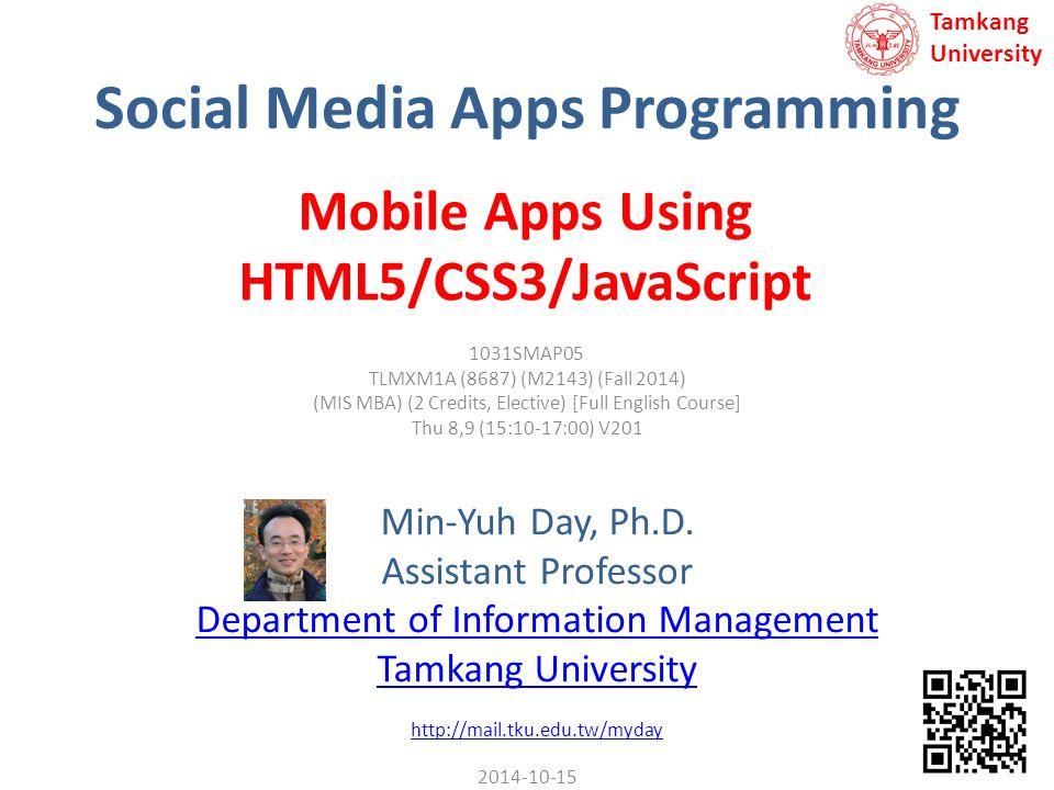 Maqetta: Online HTML5 WYSIWYG Editor 52 http://maqetta.org/