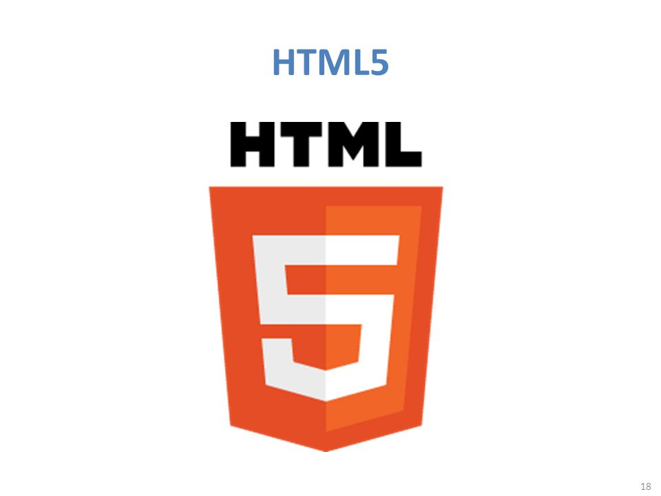 HTML5 18