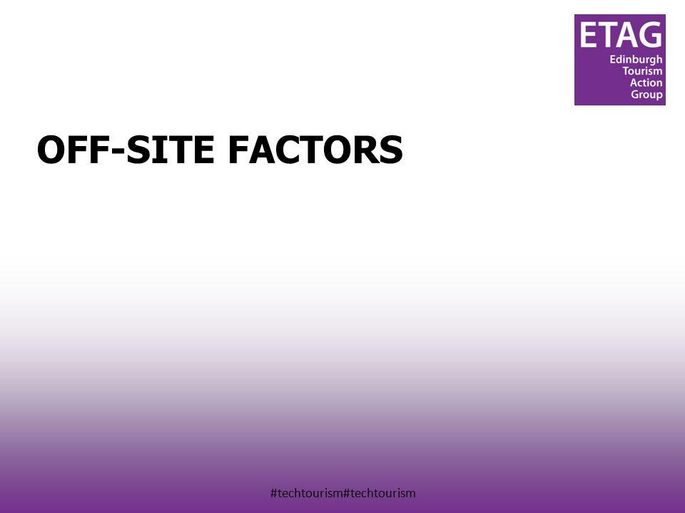 #techtourism#techtourism OFF-SITE FACTORS