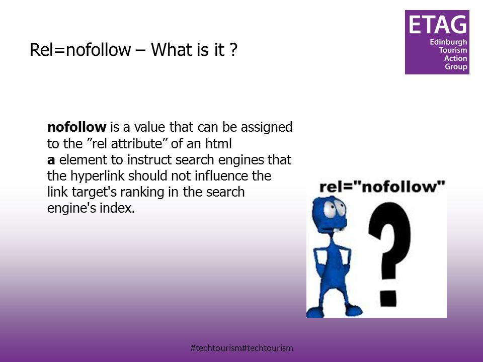 #techtourism#techtourism Rel=nofollow – What is it .