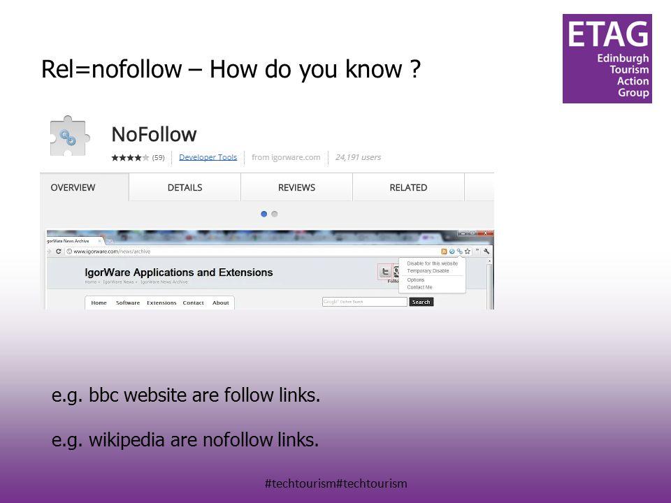 #techtourism#techtourism Rel=nofollow – How do you know .
