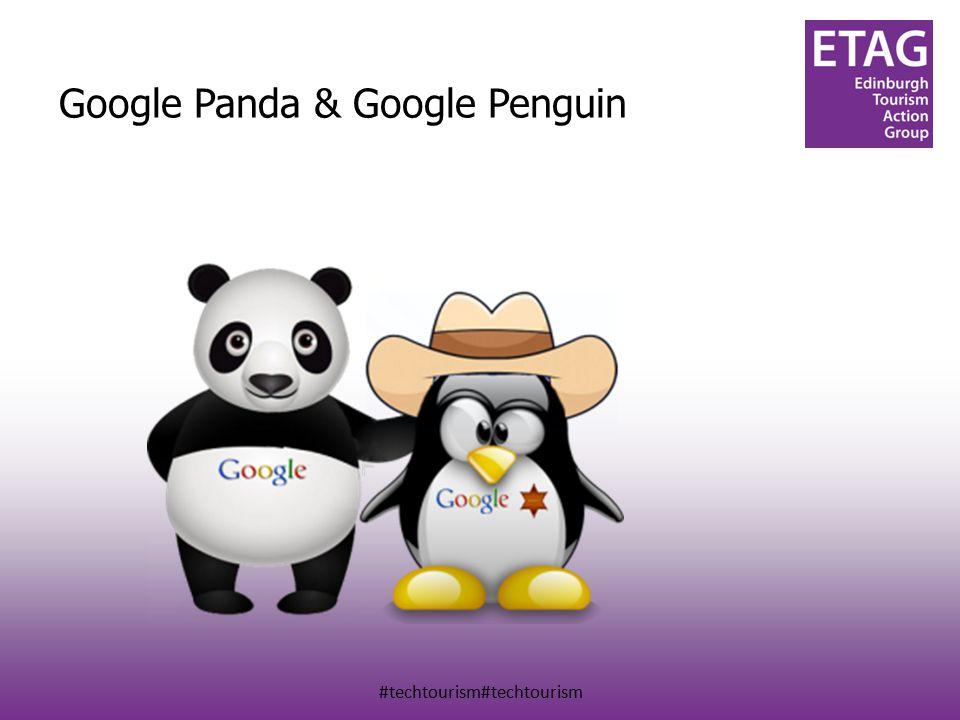 #techtourism#techtourism Google Panda & Google Penguin