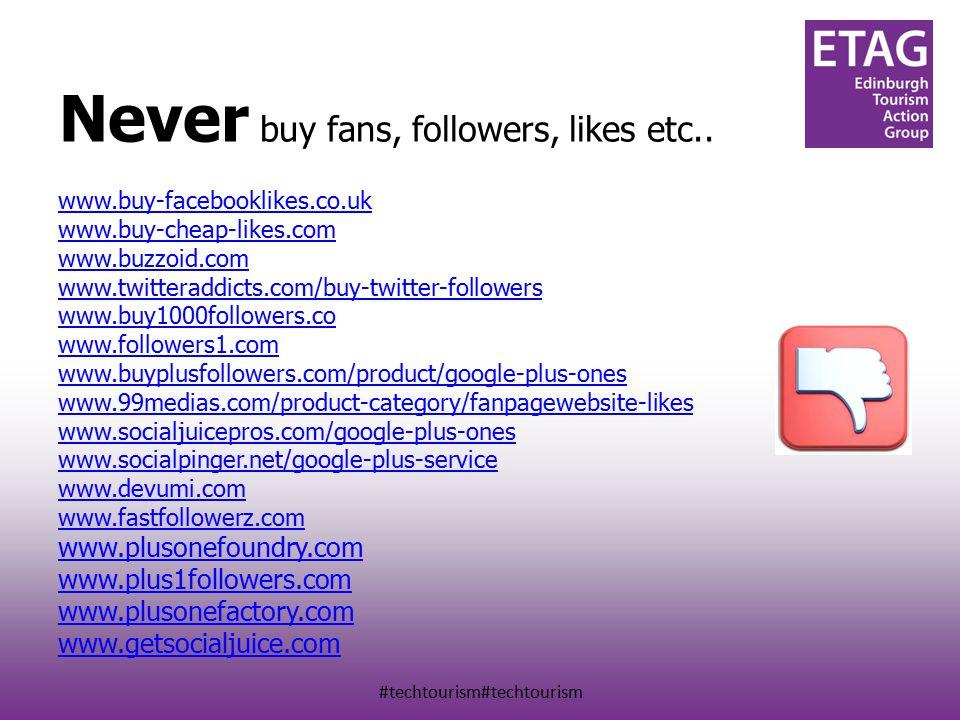 #techtourism#techtourism Never buy fans, followers, likes etc..
