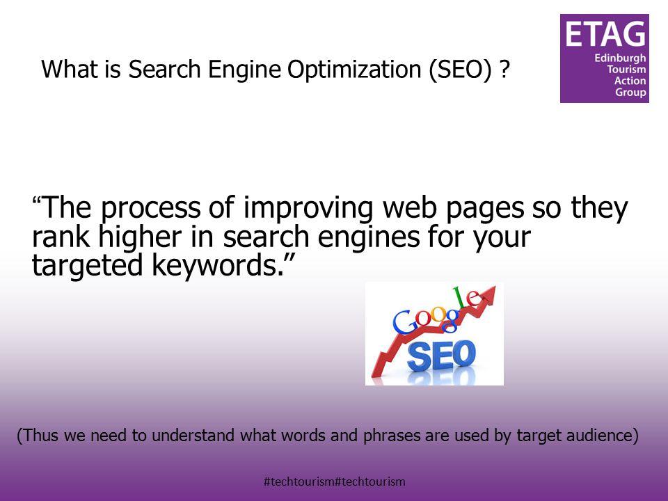 #techtourism#techtourism What is Search Engine Optimization (SEO) .