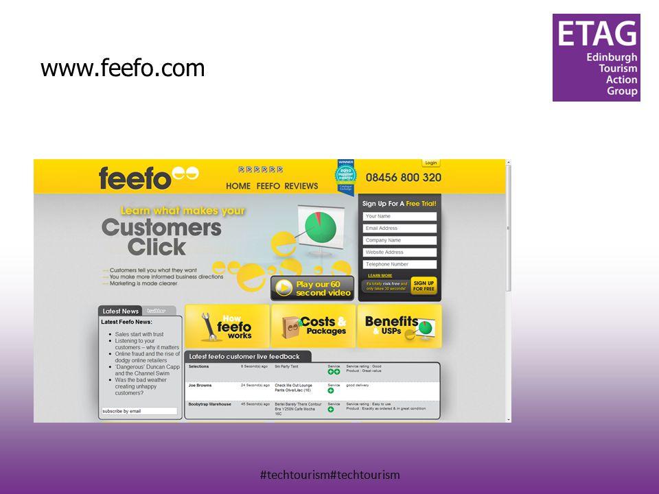 #techtourism#techtourism www.feefo.com