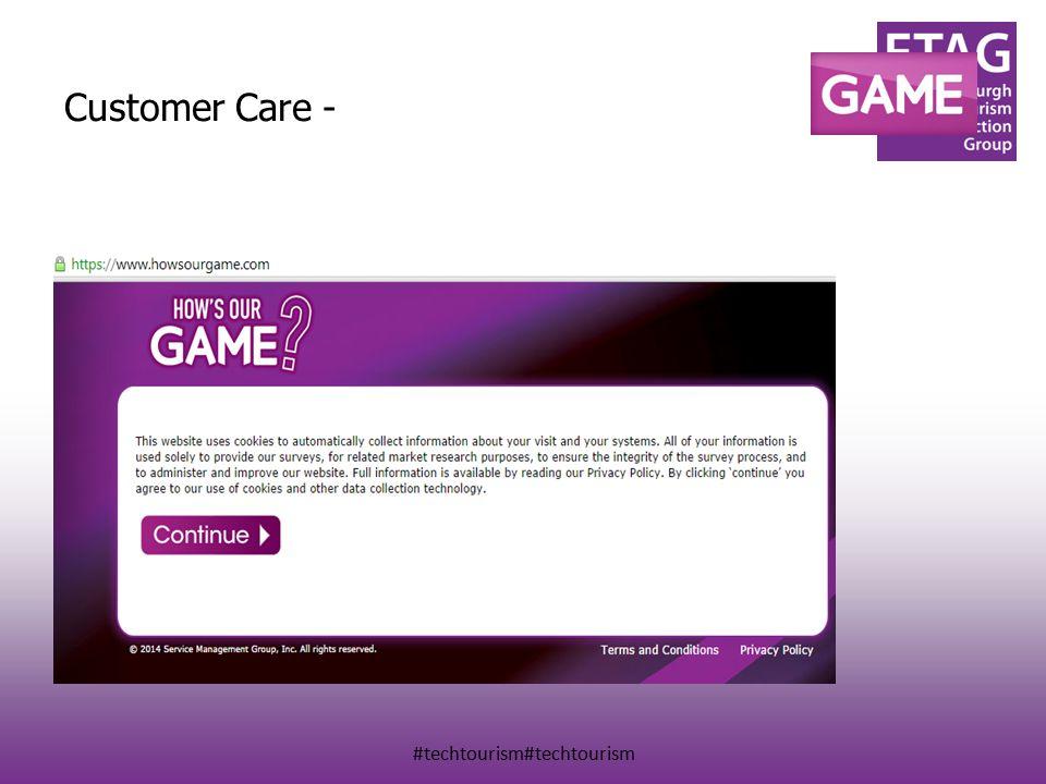 #techtourism#techtourism Customer Care -
