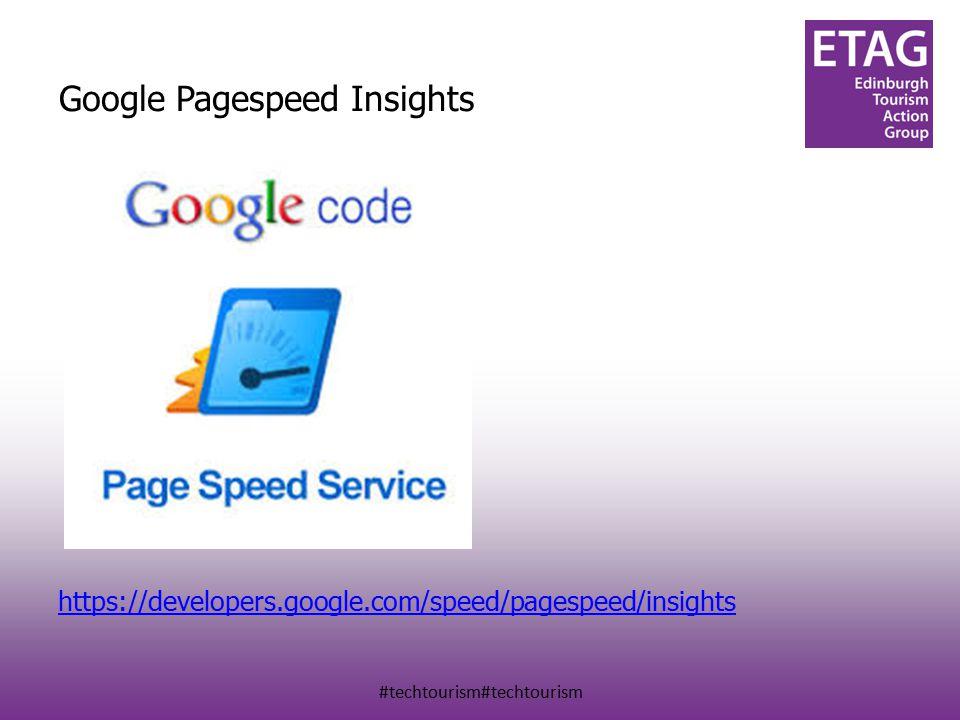 #techtourism#techtourism Google Pagespeed Insights https://developers.google.com/speed/pagespeed/insights