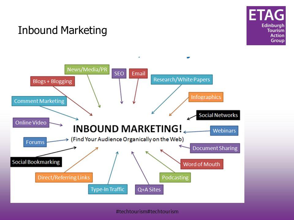 #techtourism#techtourism Inbound Marketing
