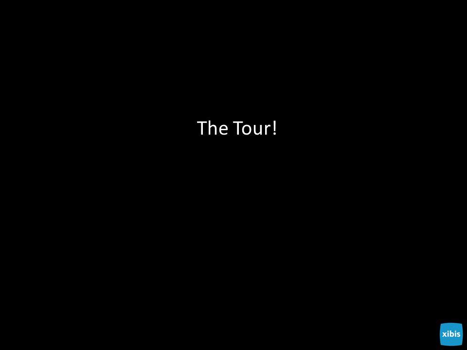 The Tour!