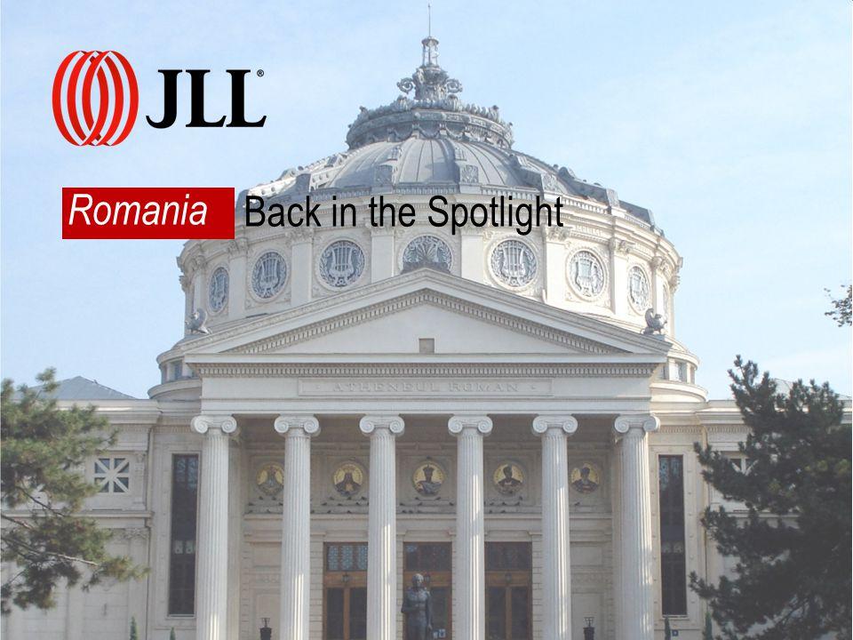 Back in the Spotlight Romania