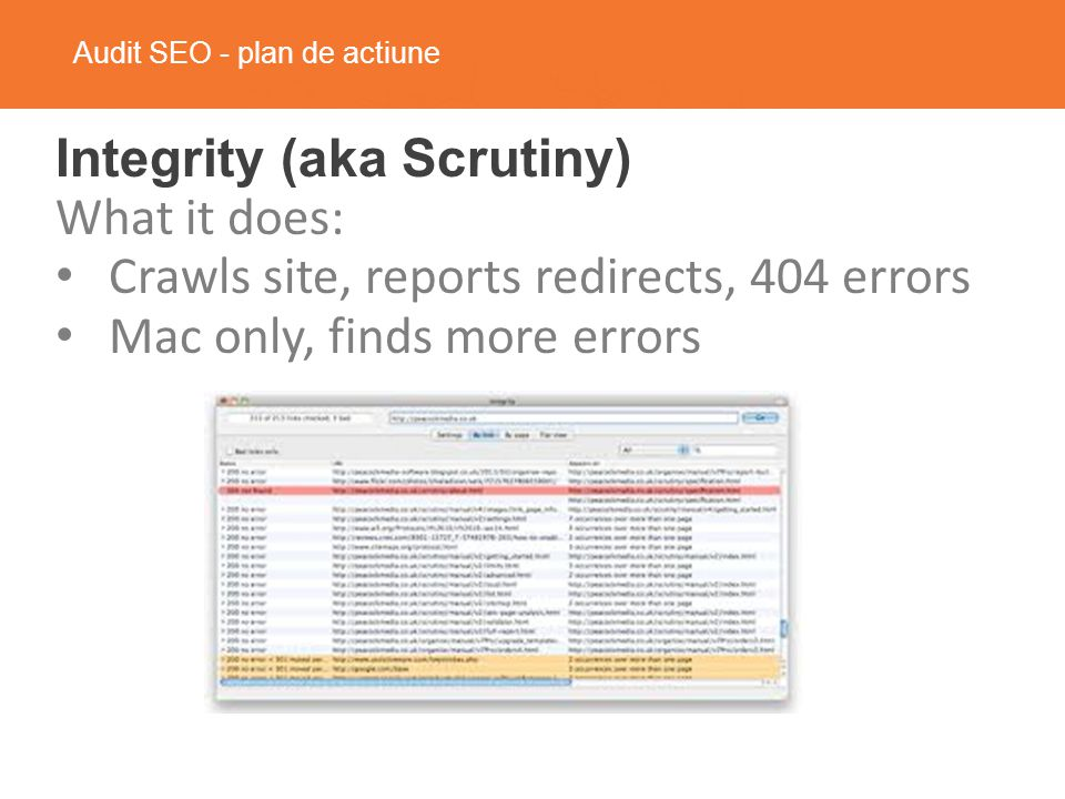 Audit SEO - plan de actiune Site Speed Review – Google Analytics